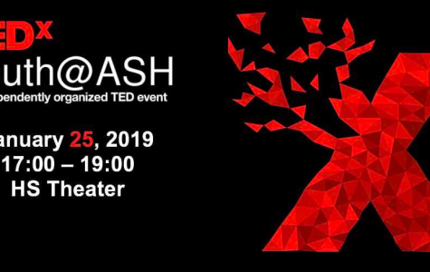 "ASH hosts third TEDx conference with the theme ""Molding the Clay"""