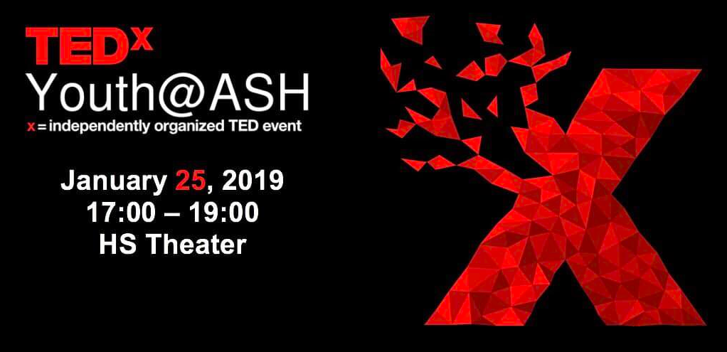 On Jan. 25, ASH hosted its third TEDx event.